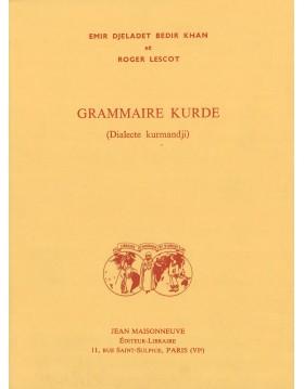 Grammaire kurde (dialecte...