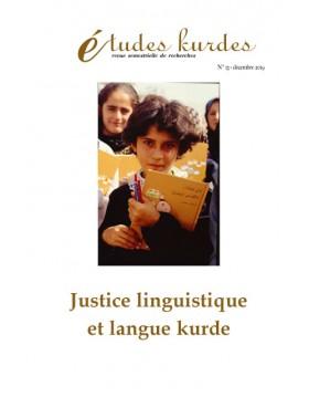 Études Kurdes - Justice...