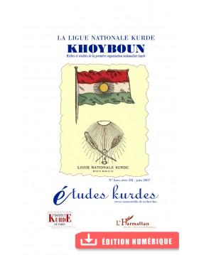 Etudes Kurdes HS III -...