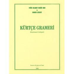 Kürtçe Grameri (Kurmanci...